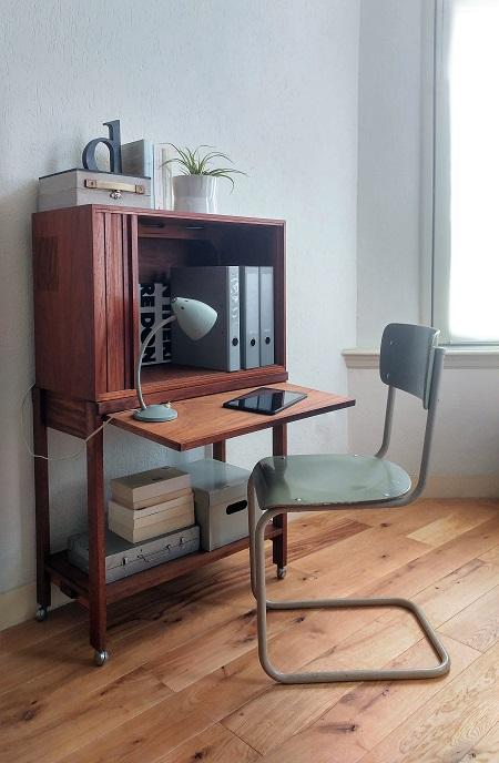 Van Oude Dingenjaren 60 Tv Meubel Computerkast Verkocht